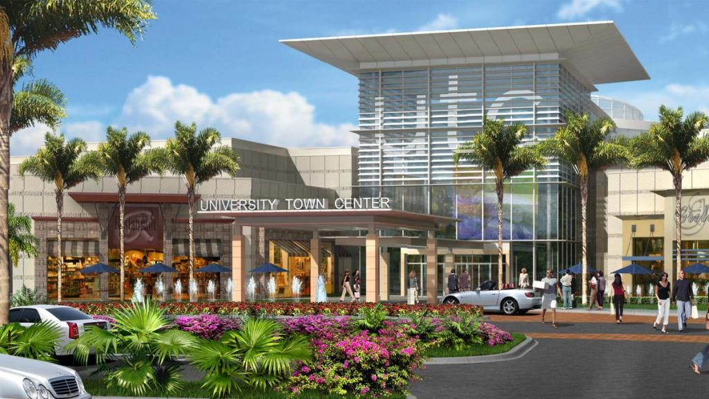 UTC Mall arrives in Sarasota along with new Business